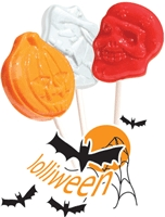 Lolliween Lollipops