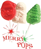 Merry Pops Lollipops