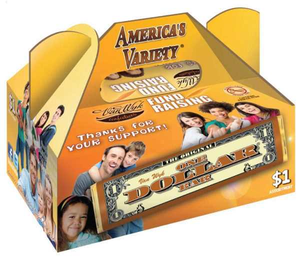 America's Variety $1 Bars