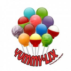 Yummy Lix Lollipops