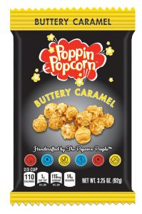Buttery Caramel 3.25oz Snack Size 4- 30ct Carriers