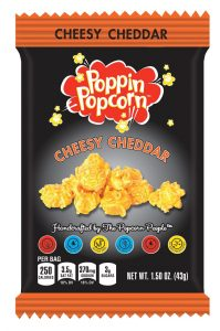 Cheesy Cheddar 1.5oz Snack Size 4- 30ct Carriers