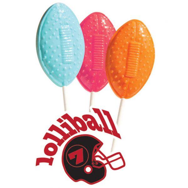 Lolliball Lollipops