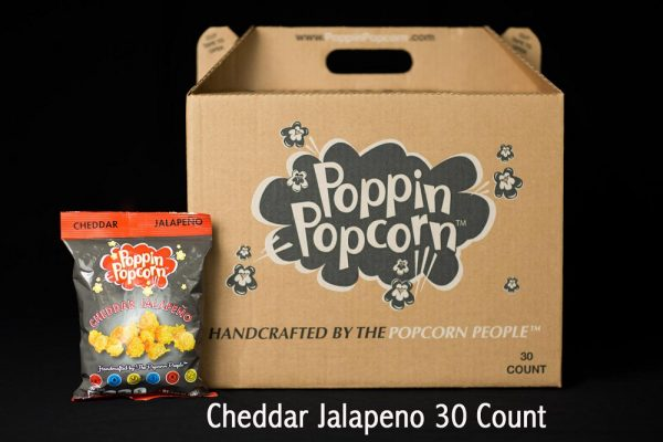 Cheddar Jalapeno 1.50oz Snack Size 4 - 30 Count Carriers