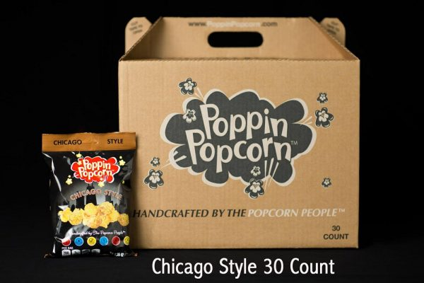 Chicago Style 2.25oz Snack Size 4-30ct Carriers