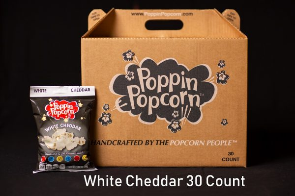 White Cheddar  1.50 oz Snack Size 4-30ct carriers